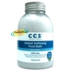 CCS Instant Softening Foot Bath Salt Perfume Free 310g