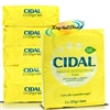 12x Cidal Natural Citricidal Antibacterial Bath Soap Twin Pack Bars 125g Each