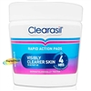 Clearasil Ultra Rapid Action Pads 65's