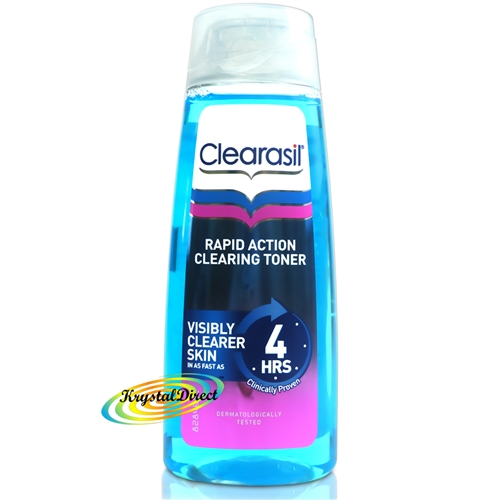 Clearasil Ultra Deep Pore Treatment Toner - 200ml