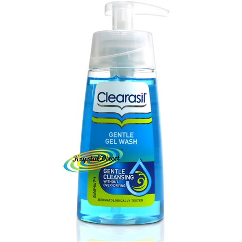 Clearasil Daily Clear Hydra Blast Gel Wash 150ml Facial Cleanser Face