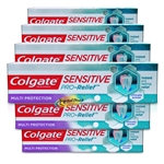 6x Colgate Sensitive Pro Relief Long Lasting Multi Protection Fluoride Toothpaste 75ml