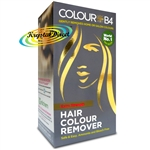 Colour B4 Ammonia Bleach Free Permanent Hair Colour Dye Remover Kit Extra