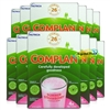 12x Complan Strawberry Flavour Vitamin Nutrition Supplement Energy Drink 4x55g