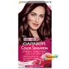 Garnier Color Sensation 4.15 ICY CHESTNUT Permanent Hair Colour Cream Dye