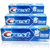 3x Crest Decay Prevention Mild Mint Fluoride Toothpaste 100ml Cavity Protection