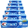 6x Crest Decay Prevention Mild Mint Fluoride Toothpaste 100ml Cavity Protection