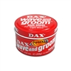 Dax Wave And Groom Hair Dress Red Tin Wax For Short Hair Style 99g