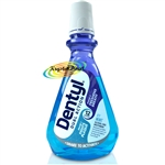 Dentyl Active Alcohol Free Mouthwash Icy Fresh Mint Rinse 500ml Complete Care