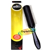 Denman D1 Classic Styling Brush Extra Soft Pins - Black