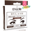 Eylure Pro Lash Dylash Eye Lash Dye Kit Dark Brown Permanent Eyelashes Colour Tint