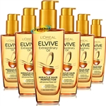6x Loreal Elvive Extraordinary Oil 100ml - All Hair Types