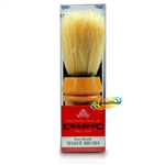 Erasmic Superior Quality Pure Natural Bristle Shaving Brush Smooth Close Shave