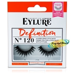 Eylure Definition No.120 False Eyelashes Super Spikey Lashes With Attitude