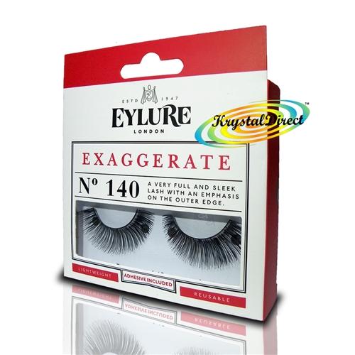 1e1525544ad Eylure Exaggerate Intense Eyelash No 140