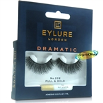 Eylure Dramatic Double Layered Eye Lash Reusable Eyelash 202