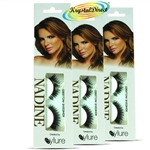 3x Eylure Girls Aloud Lashes - Nadine Coyle