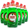 6x Fairy Original Washing Up Dishwashing Liquid 433ml