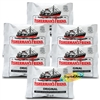 6x Fisherman's Friend Original Menthol Eucalyptus Lozenges Sweeteners 25g