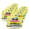 12x Fisherman's Friend Lemon Menthol Lozenges 25g