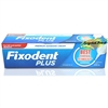Fixodent Plus Food Seal Denture Adhesive Cream 40g With Precision Nozzle