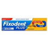 Fixodent Plus Dual Power For Full & Partial Denture Adhesive Cream 40g