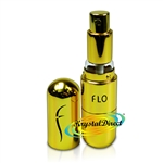 Flo Refillable Perfume Atomizer 5ml - GOLD