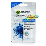 Garnier Skin Naturals Pure Self-Heating Sauna Mask 2x6ml