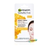 Garnier Dry Skin Care Repairing Active Facial Face Mask 8ml Honey No Paraben