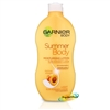 Garnier Summer Body Light Even Tan Moisturiser Lotion 400ml Apricot Extract