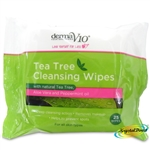 Tea Tree Cleansing 25 Wipes