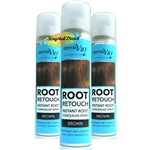 Derma V10 Root Retouch BROWN 75ml