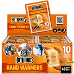 Hot Hands HAND WARMERS 40 Pairs
