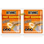 Hot Hands FOOT WARMERS 2 Pairs