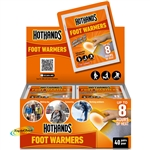 Hot Hands FOOT WARMERS 40 Pairs