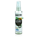 Inecto Naturals Divine Shine Organic Coconut Hair Oil Spray 100ml