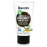 Inecto Coconut Oil Organic HAIR SERUM 50ml 1.6oz