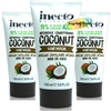3x Inecto Coconut Hair Mask 150ml / 5.0 oz