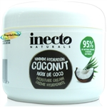 Inecto Hydration Coconut Oil Moisturising Moisture Nourishing Cream Creme 250ml