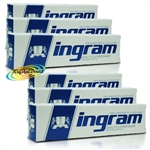 6x Ingram Lather Shave Cream 100ml