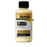 B Blonde Cream Peroxide 30vol 9% 75ml