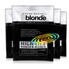 4x Jerome Russell Bblonde High Lift Powder Bleach 25g