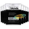 8x Jerome Russell Bblonde High Lift Powder Bleach 25g