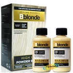 COMB- BBlonde Powder Bleach + Two 9% Peroxide