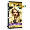 Jerome Russell Bblonde Maximum Lift Blonding Permanent Hair Lightener Kit