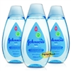 3x Johnsons Baby Bath Liquid 200ml