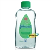 Johnsons Baby Massage Oil With Aloe Vera 300ml
