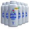 6x Johnsons Baby Powder 200gm