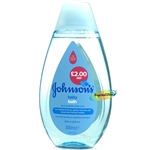 Johnsons Baby Bath Liquid 300ml