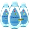 3x Johnsons Baby Bath Liquid 500ml